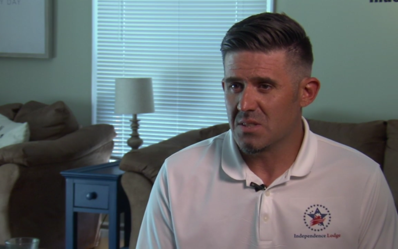 Independence Lodge CEO Shares his Success Story with 6ABC